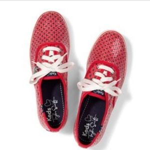 Keds Shoes - Keds Taylor Swift Red Champion Sequin Shoe Sz 8